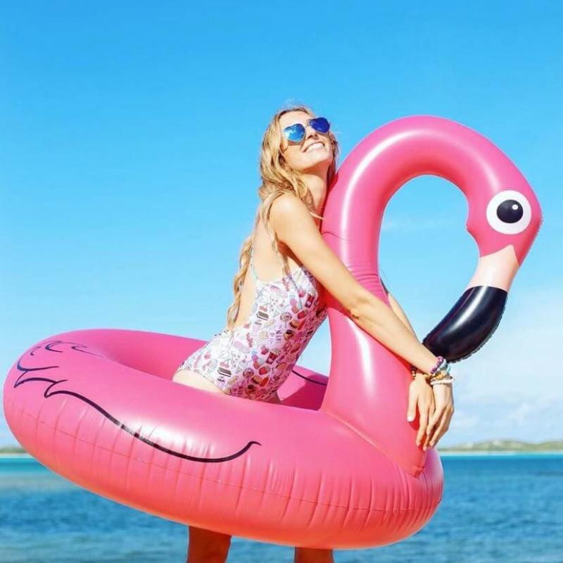 Felfújható úszógumi - Flamingó  8a18968bc4